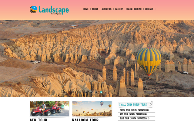 Landscape Travel Agency